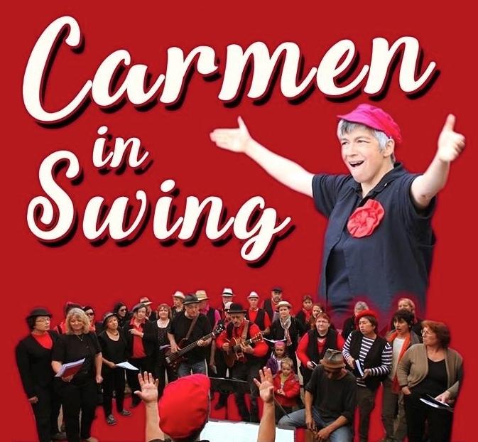 Carmen in Swing : dernière !