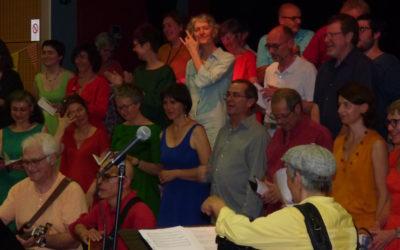 Les Choraleurs chantent…